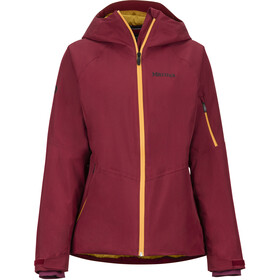 Marmot Refuge Jacket Women claret